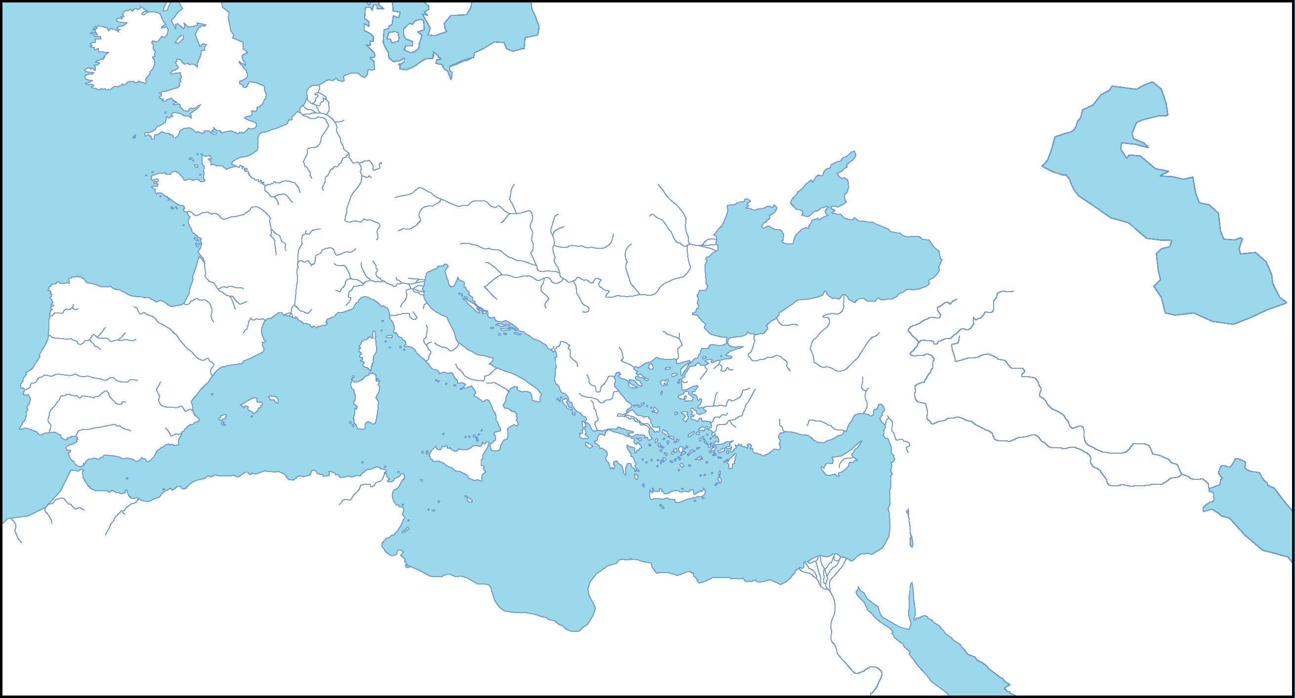 Ancient And Medieval Europe - Macedonia map quiz